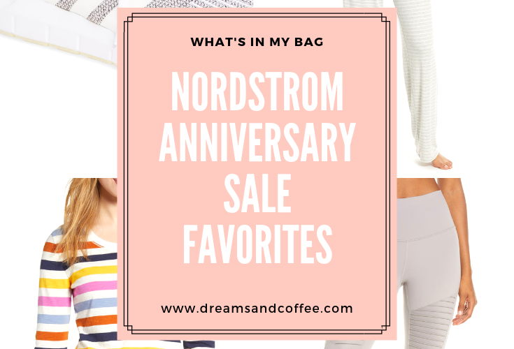 Nordstrom Anniversary Sale 2019 | What's In My Cart