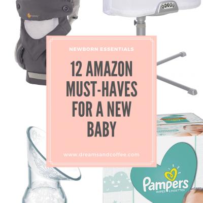 My Amazon Favorites | Baby Essentials
