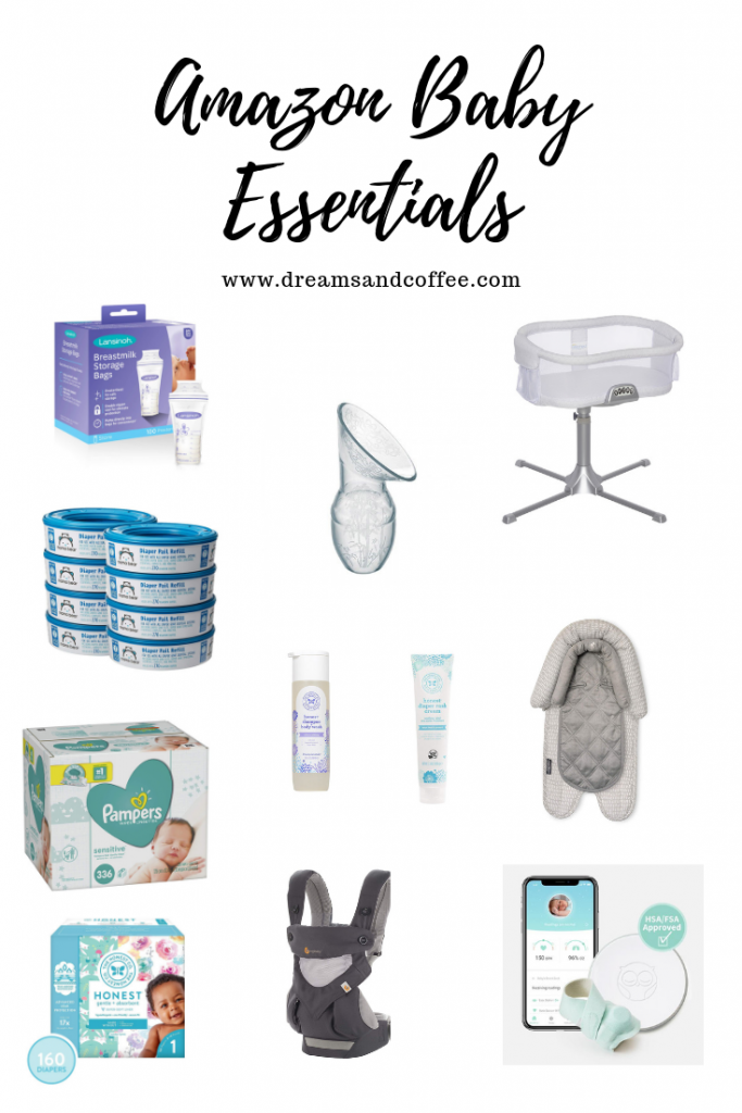 My Amazon Favorites | Essential Items for a New Baby