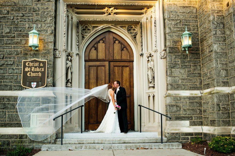 wedding planning process