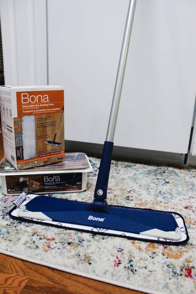 House Cleaning Hacks - Bona