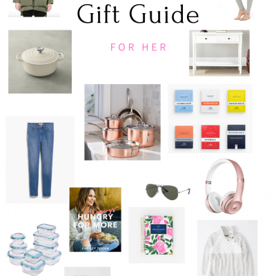 The Ultimate Gift Guide for Her | What's On My Christmas List