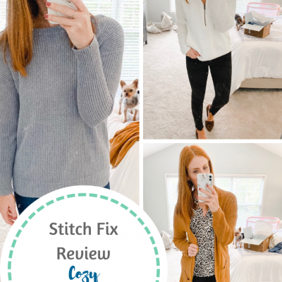 Stitch Fix Review + Try On Session | Winter Style