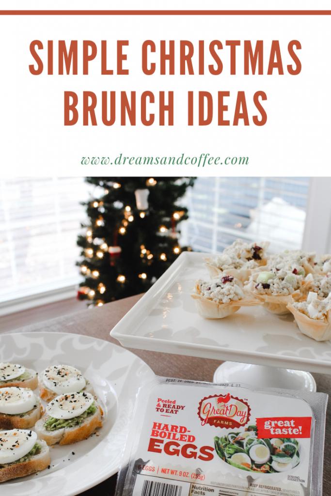 Simple Christmas Brunch Ideas