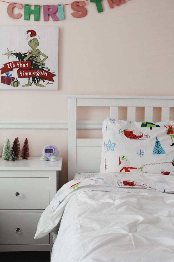 Cozy Holiday Decor | Christmas Home Tour in Charlotte
