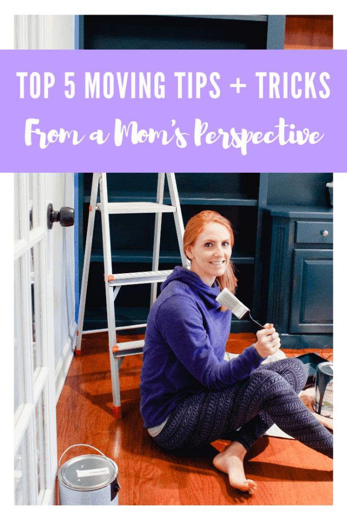 moving tips and tricks for moms