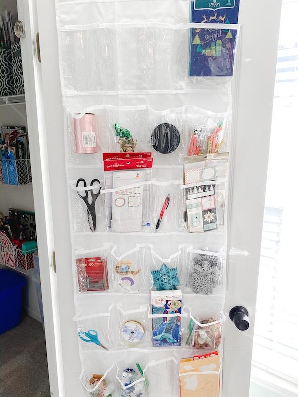 The Best Gift Wrap Storage Ideas