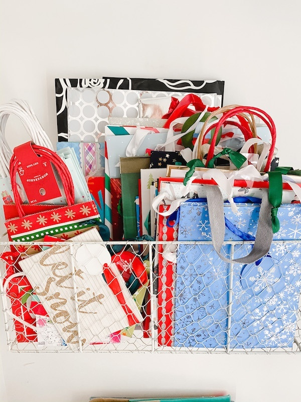 The Best Gift Wrap Storage Ideas