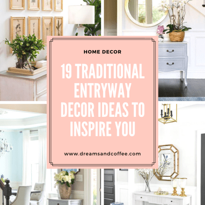 My Favorite Entryway Decor Ideas