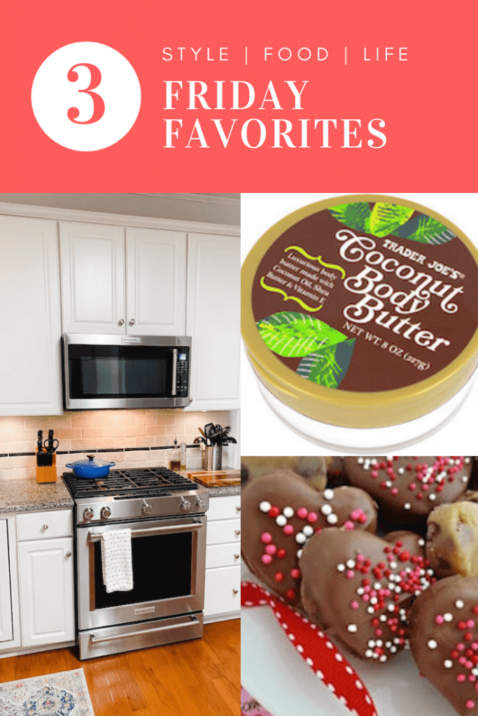 Friday Favorites | My Favorite Finds for the Week