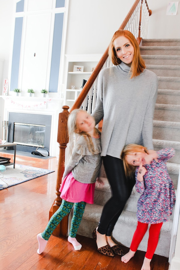 3 Ways to Style a Gray Sweater | Mom Style