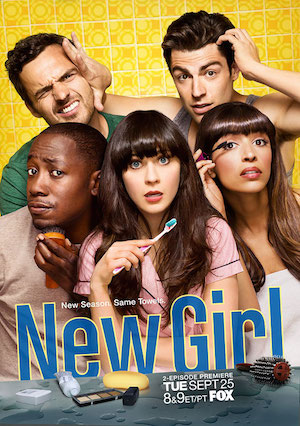 New Girl | The Best Netflix Shows to Binge