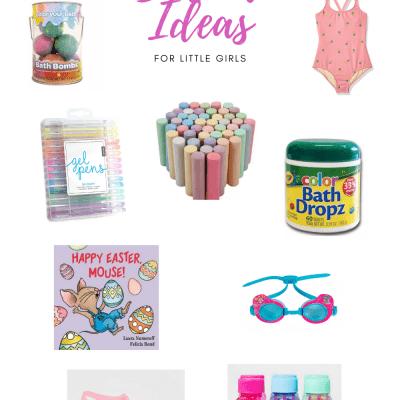 Last-Minute Easter Basket Ideas for Girls