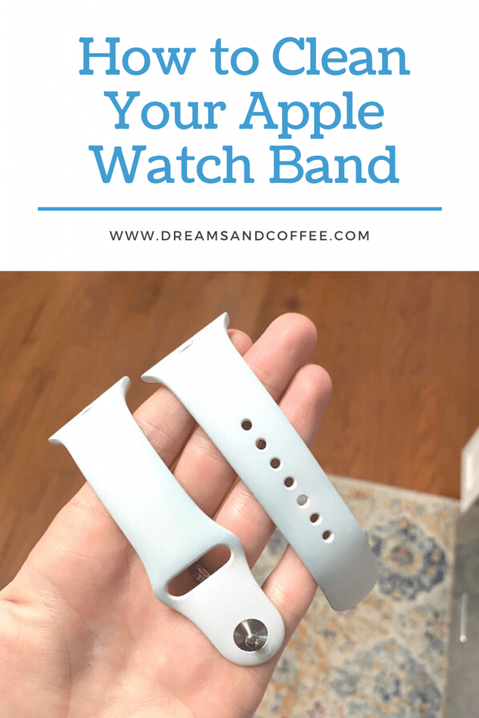 How to Easily Clean Your Apple Watch Band