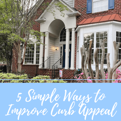 Easy Yard Projects to Improve Your Home's Curb Appeal