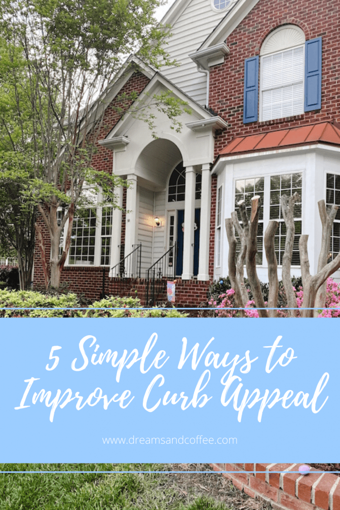 Easy Yard Projects to Improve Curb Appeal