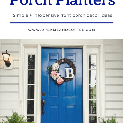 Easy Front Porch Decor Ideas for Summer