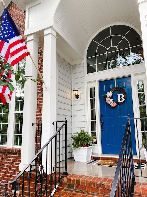 Front Porch Decor Ideas for Summer