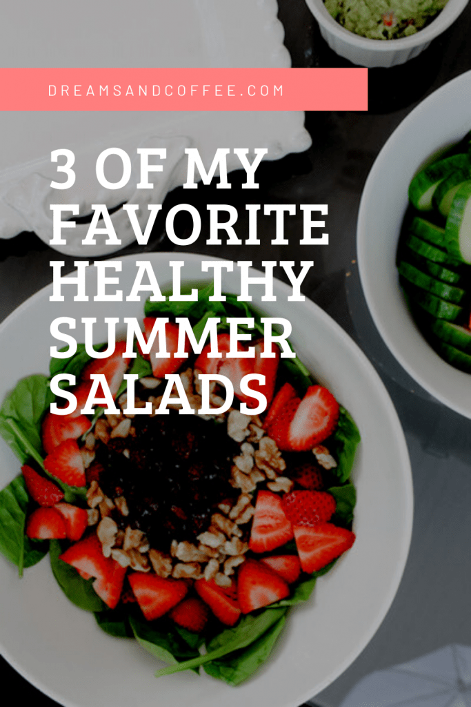 My Favorite Summer Salad Recipes