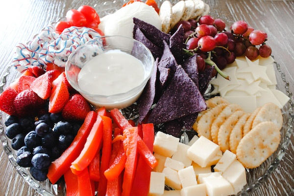 Patriotic Charcuterie Board Ideas the Whole Family Will Enjoy