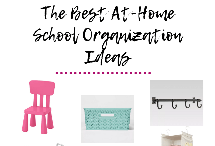 The Best At-Home School Organization Ideas for Kids