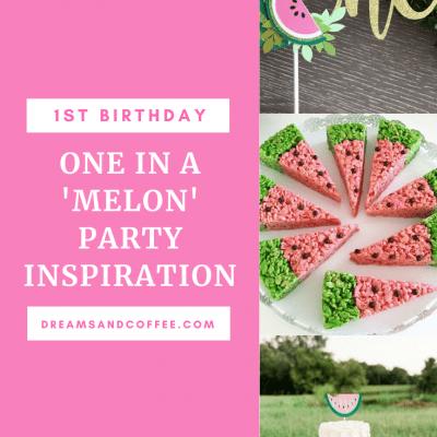 Watermelon First Birthday Inspiration