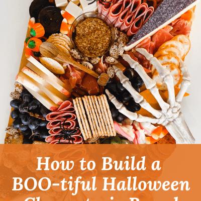 How to Create a BOO-tiful Halloween Charcuterie Board