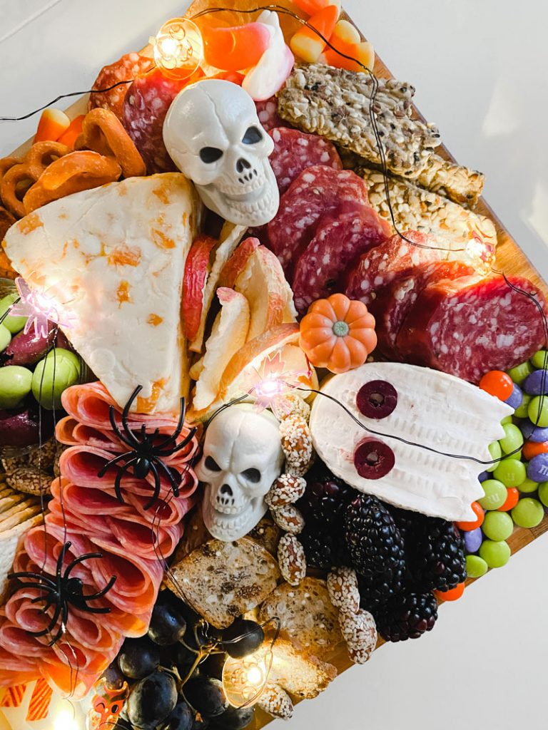 Halloween Charcuterie Board Ideas