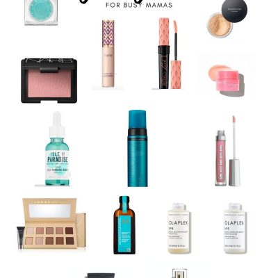Beauty Gift Guide for Busy Mamas |Self-Care Ideas for the Holidays