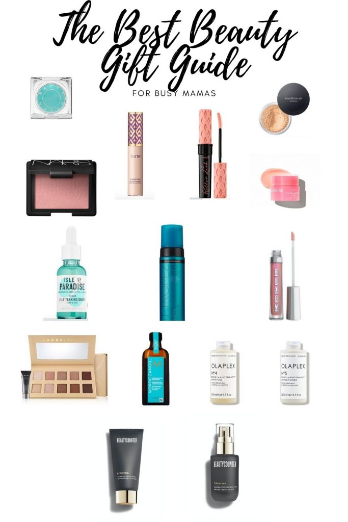 Beauty Gift Guide for Moms | The Best Self-Care Gift Ideas