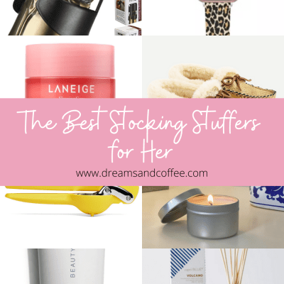 The Best Stocking Stuffers for Her | Holiday Gift Guide