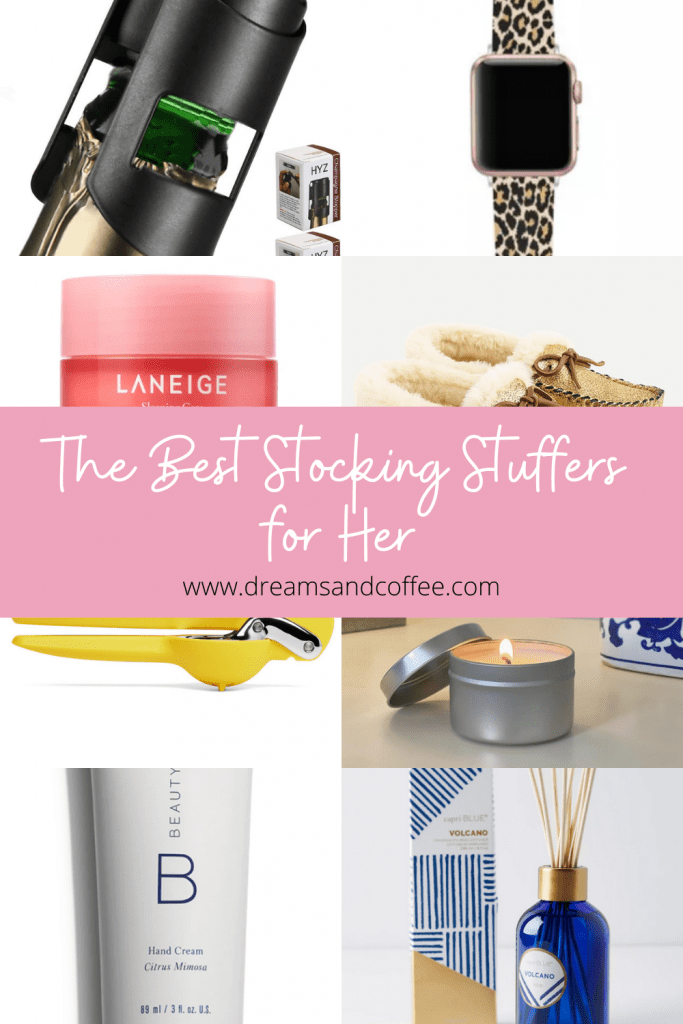 The Best Stocking Stuffer Ideas for Her