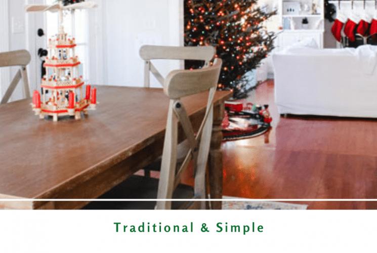 Festive Christmas Kitchen Decor Ideas