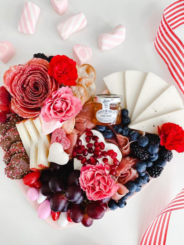 Valentine Charcuterie Board Ideas