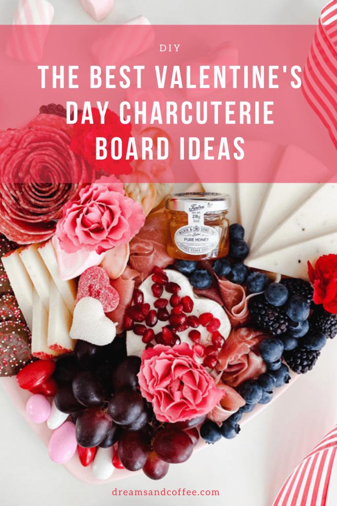 Fun Valentine Charcuterie Board Ideas