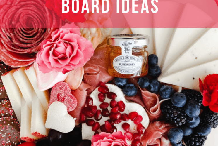 Fun Valentine Charcuterie Board Ideas for the Whole Family